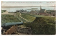 CP670 | A View from the Citadel, Showing Georges and McNabs Island in Harbor, Halifax, N.S. | Postcard | Holtzer-Cabot Electric Co. |  |