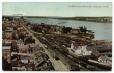 CP676 | Halifax from Elevator, looking North | Postcard | Pennfield and Saint George Telephone Co., Inc |  |