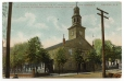CP697 | St. Paul's Church, Barrington St. Royal Flounder, King George II. First Church of England Service June 21st, 1749, Halifax, N.S. | Postcard | Holtzer-Cabot Electric Co. |  |