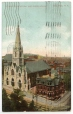 CP701 | St. Mary's Cathedral and Glebe House, Halifax, N.S. | Postcard | Holtzer-Cabot Electric Co. |  |