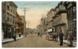 CP784 | Commercial Street, N.S., Sydney, C.B. | Postcard | Pennfield and Saint George Telephone Co., Inc |  |