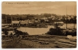 CP790 | A Glimpse of Weymouth, N.S. | Postcard | Long Buckby Shoes Ltd. |  |