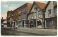 CP819 | Water Street, looking West, Summerside, P.E.I. | Postcard | R. P. Leitch |  |