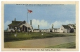 CP823 | Jardin des Gulf Cabins and Cottages, le plus beau centre touristique de Summerside, Summerside, Î.-P.-É., Canada | Carte postale | Alfred K. Kipps |  |