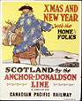 CPR-A.6030 | Scotland by the Anchor, Donaldson Line | Affiche |  |  |