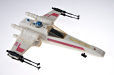 M2010.43.6.1-2 | Toy X-wing Starfighter from the Star Wars trilogy | Toy | Kenner Products Ltd |  |