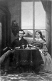I-0.279.1 | Unidentified couple, Montreal, QC, 1861 | Photograph | William Notman (1826-1891) |  |