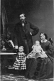 I-0.293.1 | John Spence and family, Montreal, QC, 1861 | Photograph | William Notman (1826-1891) |  |