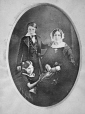 I-10550.0.1 | Mrs. Connolly and two children, copied 1864 | Photograph | Anonyme - Anonymous |  |