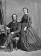 I-12935.1 | Mr. and Mrs. D. Sinclair, Montreal, QC, 1864 | Photograph | William Notman (1826-1891) |  |