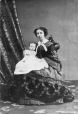 I-1371.1 | Mrs. Williams and baby, Montreal, QC, 1861 | Photograph | William Notman (1826-1891) |  |