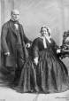 I-14455.1 | Mr. and Mrs. Canes, Montreal, QC, 1865 | Photograph | William Notman (1826-1891) |  |