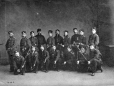 I-15562.1 | School of Military Instruction group, Montreal, QC, 1865 | Photograph | William Notman (1826-1891) |  |