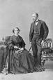 I-18049.1 | Mr. & Mrs. George Moffatt, Montreal, QC, 1865 | Photograph | William Notman (1826-1891) |  |