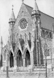 I-20726.1   Christ Church Cathedral, St. Catherine Street, Montreal, QC, 1866   Photograph   William Notman (1826-1891)     