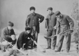 I-26031.1 | Curling group, Montreal, QC, 1867 | Photograph | William Notman (1826-1891) |  |