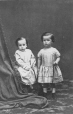 I-278.1 | Mr. Taylor's two children, Montreal, QC, 1861 | Photograph | William Notman (1826-1891) |  |