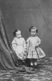 I-279.1 | Mr. Taylor's two children, Montreal, QC, 1861 | Photograph | William Notman (1826-1891) |  |