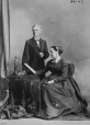 I-28149.1 | Jefferson Davis and wife, Montreal, QC, 1867 | Photograph | William Notman (1826-1891) |  |