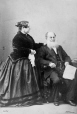 I-31378.1 | Mr. and Mrs. Ascher, Montreal, QC, 1868 | Photograph | William Notman (1826-1891) |  |