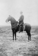I-33705.1 | Major Scoble on horseback, Montreal, QC, 1868 | Photograph | William Notman (1826-1891) |  |