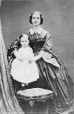 I-348.1 | Mrs. McArthur and child, Montreal, QC, 1861 | Photograph | William Notman (1826-1891) |  |
