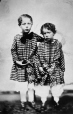 I-3640.0.1 | Two boys, copied for Richardson in 1862 | Photograph | Anonyme - Anonymous |  |