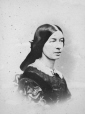 I-4271.0.1   Mrs. Hutton, copied 1862   Photograph   Anonyme - Anonymous     