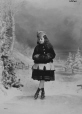 I-43161.1 | Miss Muller, ice skating, Montreal, QC, 1870 | Photograph | William Notman (1826-1891) |  |