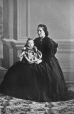 I-4383.1 | Mrs. D. Shaw and baby, Montreal, QC, 1862 | Photograph | William Notman (1826-1891) |  |