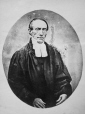 I-4425.0.1 | Unidentified clergyman, copied 1862 | Photograph | Anonyme - Anonymous |  |
