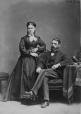 I-44304.1 | H. O. Gray and lady, Montreal, QC, 1870 | Photograph | William Notman (1826-1891) |  |