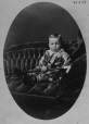 I-45399.1 | Mrs. J. Evans' baby, Montreal, QC, 1870 | Photograph | William Notman (1826-1891) |  |