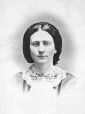 I-4659.0.1   Mrs. W. A. Budden, copied 1862   Photograph   Anonyme - Anonymous     