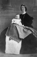 I-5436.1 | Mrs. Foulds and baby, Montreal, QC, 1863 | Photograph | William Notman (1826-1891) |  |