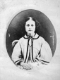 I-5491.0.1   Flora Robertson, copied 1863   Photograph   Anonyme - Anonymous     