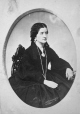I-5686.0.1   Miss Cowan, copied 1863   Photograph   Anonyme - Anonymous     