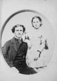 I-6212.0.1 | W. and Alice Whitehead, copied 1863 | Photograph | Anonyme - Anonymous |  |