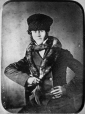 I-6315.0.1 | Man with fur collar, copied for W. S. Black, 1863 | Photograph | Anonyme - Anonymous |  |