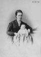 I-63636.1 | Mrs. McGibbon and baby, Montreal, QC, 1871 | Photograph | William Notman (1826-1891) |  |