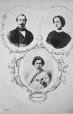 I-6385.0.1 | Napoleon III, Empress Eugenie and Prince Imperial, copied 1863 | Photograph | Anonyme - Anonymous |  |