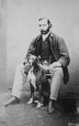 I-6810.0.1 | Capt. Hawk and dog, copied 1863 | Photograph | Anonyme - Anonymous |  |