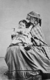 I-7140.1 | Mrs. W. Boyd's baby and nurse, Montreal, QC, 1863 | Photograph | William Notman (1826-1891) |  |