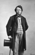 I-7383.1 | Hon. Thomas D'Arcy McGee, politicien, Montréal, QC, 1863 | Photographie | William Notman (1826-1891) |  |