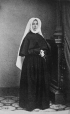 I-7494.0.1 | A nun, copied for Miss Starnes, 1863 | Photograph | Anonyme - Anonymous |  |
