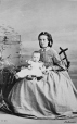 I-7590.1 | Mrs. Thomas MacFarlane and baby, Montreal, QC, 1863 | Photograph | William Notman (1826-1891) |  |