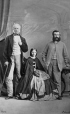 I-7657.1 | Dr Stewart's group, Montreal, QC, 1863 | Photograph | William Notman (1826-1891) |  |