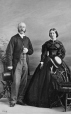 I-7728.1 | Lt. Col. and Mrs. Atcherly, 30th Regiment, Montreal, QC, 1863 | Photograph | William Notman (1826-1891) |  |