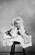 I-8305.0.1 | Mrs. Mitchell's baby, copied 1863 | Photograph | Anonyme - Anonymous |  |