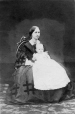 I-868.1 | Mrs. Blackman and baby, Montreal, QC, 1861 | Photograph | William Notman (1826-1891) |  |